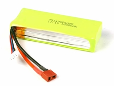 <font color=red>EK1-0186</font> 11.1v 1800mah Lipo Battery 62H80-30