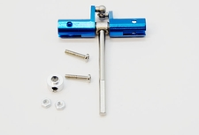 CNC Aluminum Alloy Tail Shaft Steering Upgrades for Exceed-RC G2 / DragonFly 36 50H08-84