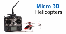 Micro 6-Channel RC Helicopters
