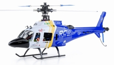 2.4GHz Belt-CP-CX450 Electric RC Helicopter 100% RTF (Blue)