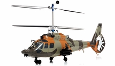 Walkera Lama 400 Metal 2.4GHz 4CH US CNC RC Electric Helicopter RTF (Camo Desert)
