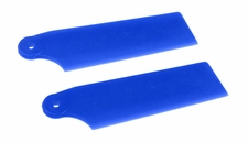 Tail rotor set(blue) EK1-0642