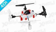 Syma X1 & HeroRC H1 Viking Spare Parts