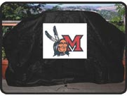 Miami University Gas Grill Cover
