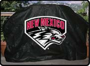 University of New Mexico Gas Grill Cover