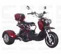 PLUTO PST50-5 TRIKE SCOOTER.  STREET LEGAL.   / FREE Leather Jacket, FREE Lock, FREE Leather Glove & Biker Wallet + FREE Helmet with Purchase_$420-Value all FREE! +FREE SHIPPING!