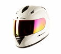 AKUMA SPECTOR FROST HELMET with BUILT-IN LED LIGHTS!  LOW PRICE on BLEM MODELS