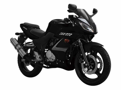 GT 250S SPORT Ninja Style Street Bike - / FREE Leather Jacket, FREE Lock, FREE Gear & FREE Helmet with Purchase_$420-Value all FREE! +FREE SHIPPING!