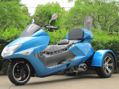 Ice Bear Compellor 300cc Trike Highway Model Automatic