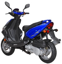 SSR Sonic 150cc Scooter. Automatic - 90mpg* - New 2016 Model -