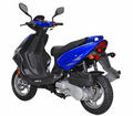 SSR Sonic 150cc Scooter. / FREE Leather Jacket, FREE Lock, FREE Gear & FREE Helmet with Purchase_$420-Value all FREE! +FREE SHIPPING!