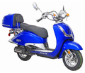 "SSR Verona 150cc ""Italian Style"" Scooter. FREE Delivery!  / FREE Leather Jacket, FREE Lock, FREE Gear & FREE Helmet with Purchase_$420-Value all FREE! +FREE SHIPPING!"
