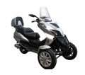 NEW MODEL FOR 2012-13 - TRIKE 150cc - FRONT 3-WHEEL DELUXE MODEL MTB-16 SCOOTER. FAST SHIPPING with LIFTGATE! / FREE Leather Jacket, FREE Lock, FREE Gear & FREE Helmet with Purchase_$420-Value all FREE! +FREE SHIPPING!