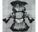 <H2>The Perfect Gift</H2> Mx Series-8 Chest Protector - Adult/Youth/Pee-Wee Sizes - Free Shipping with Any Dirt Bike - Atv Or Go-Kart Purchase!