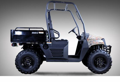 UTV 400 4x4 - New Model - Now Fuel Injected <h2>NOW CALIF LEGAL</h2> For Work or Play - Fast Free Delivery!