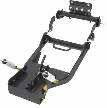 Cycle Country Powersports Accessories - Atv Push Tube Wp2 Front Mount Suzuki from Motobuys.com