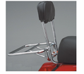 GENUINE STELLA ACCESSORIES - REAR RACK W/BACKREST - Swd - Lowest Price Guaranteed! FREE SHIPPING !