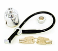 Locks General Accessories - Bolt Lock from Motobuys.com