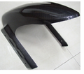 Mist Genetal Accessories - Carbon Fiber Front Fender - Swd - from Motobuys.com