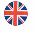 Spare Tire Covers - Union Jack 10 from Motobuys.com