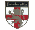 Badges - Lambretta Lion from Motobuys.com