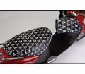 Seats & Covers - Buddy Seat & Hand Covers from Motobuys.com