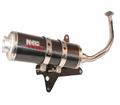 Exhausts Nhrc Performance Systems - Carbon Fiber Performance B+W250 Grandvista - Swd - from Motobuys.com