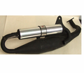 Exhausts Ncy Performance Systems - Zuma Stainless Steel Performance - Swd - from Motobuys.com