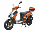 Saturn Series Powermax 150cc Scooter