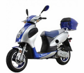 The Merlot 50cc Scooter -