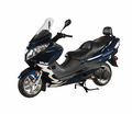 BMS 260TBX New 2013 Fuel Injected Highway Scooter 260cc / FREE Leather Jacket, FREE Lock, FREE Gear & FREE Helmet with Purchase_$420-Value all FREE! +FREE SHIPPING! <H2>NOW CALIFORNIA LEGAL</H2>
