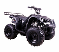 "Jet Moto Ultra Rancher Quad with 19"" Tires"