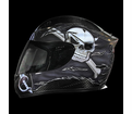 Akuma Davey Jones Carbon Fiber Motorcycle Helmet 2013 - FREE SHIPPING! LOWEST PRICE GUARANTEED!