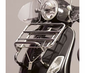 Gt/Gts Accessories Vespa - Prima Chrome Front Rack Lx, Gt, Gts - Swd from Motobuys.com