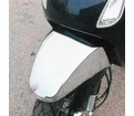 Lx Accessories - Vespa Lx Feco Cuppini - Chrome Front Fender Lx 50-150 Faco from Motobuys.com