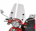 Genuine Buddy Accessories - Sporty Short Windscreen from Motobuys.com