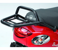 GENUINE BUDDY BLUR ACCESSORIES - BLACK REAR RACK - Swd  - Lowest Price Guaranteed!