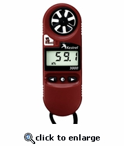 Anemómetro Pocket Weather Meter Kestrel 3000