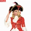 Women's Pirate Hat LA 2099