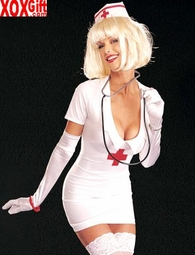 Head Nurse 3 Pc Adult Costume Set 7195