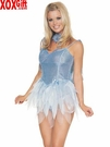 Pixie Dress With Organza Skirt & Wings LA 8036
