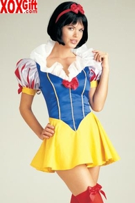 Snow White Princess Delight Fantasy Costume! LA 8567
