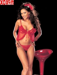 Lace Babydoll & G-String Lingerie R-96831