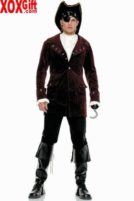 Men's Buccaneer Pirate Costume  LA 83266