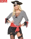 Womens Swashbuckler Costume LA 83059