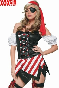 Pirate First Mate Costume LA 83142