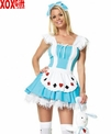 Womens Alice Girl Costume LA 83064