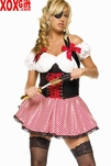 Plus Size Womens Pirate Wench Costume LA 83088X
