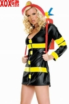 Fire Women Costume LA 83230