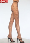 Spandex Diamond Net Pantyhose LA 9005